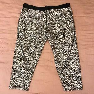 bea0d77640656 Juicy Couture Pants - JUICY COUTURE Leopard Print Compression Leggings